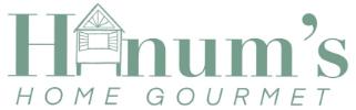Logo Hanum's Home Gourmet